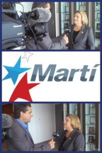 Martí Noticias- Ileana Ros