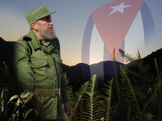 A Fidel tendremos que acudir una y otra vez.