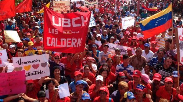 Los dirigentes del oficilismo pidieron que los actos vandálicos propiciados por la oposición venezolana no queden impunes.