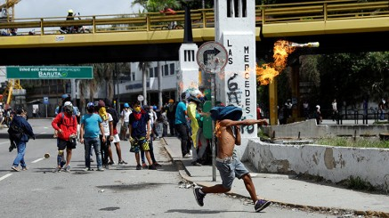 Lo que la oposición no quiere contar de los 100 días de protestas en Venezuela