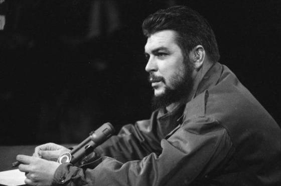 Ernesto Che Guevara Foto: Archivo AP.
