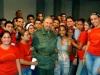 #HacemosCuba: Fidel habla de losjóvenes