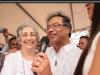 La madre de Claudia Gurisatti apoya a PetroPresidente