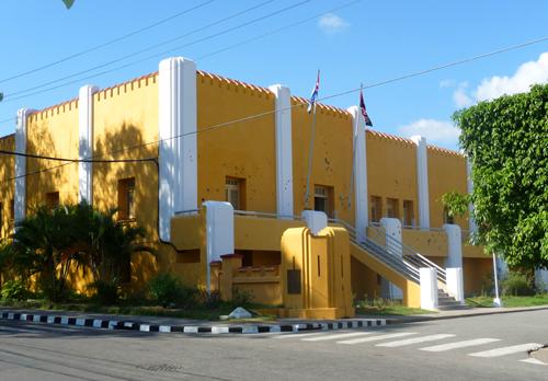 Cuartel Moncada, Santiago de Cuba, asaltado el 26 de Julio de 1953 (Foto: Paco Azanza Telletxiki, 2008)