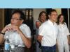 Recibe parlamentaria cubana a senador colombiano Gustavo Petro (+Fotos)