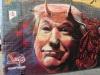 Trump, aislado ypeligroso