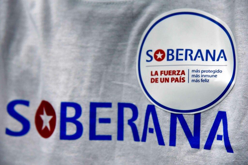 Concluyen ensayos clínicos del candidato vacunal Soberana 02 contra la Covid-19, con la dosis 44 010, en la primera etapa de su fase III, en el policlínico Raúl Gómez García, del municipio 10 de octubre, en La Habana, Cuba, el 31 de marzo de 2020
